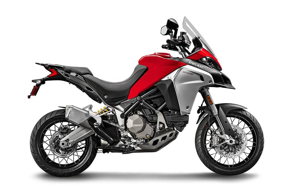 ducati multistrada 1200 enduro 2016 on review mcn. Black Bedroom Furniture Sets. Home Design Ideas