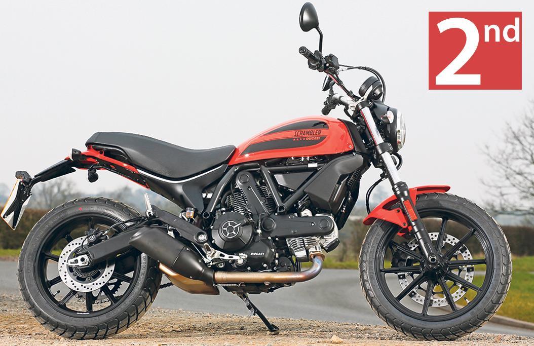 Ducati Sixty2 Scrambler