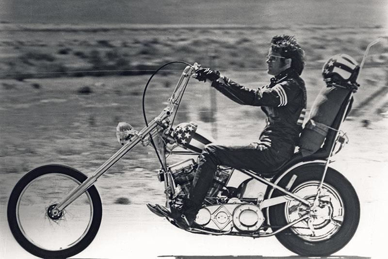 classic captain america chopper - photo #46