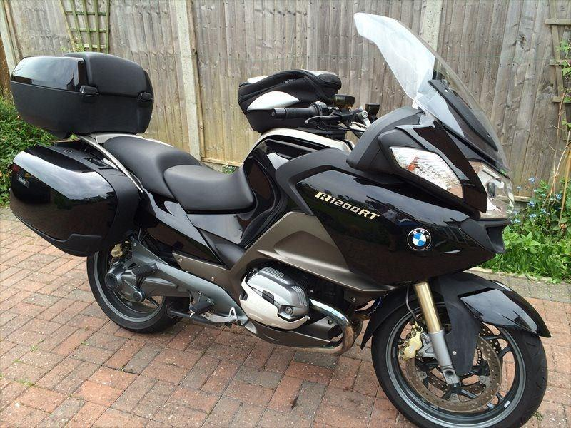 Bike Of The Day Bmw R1200rt Mcn