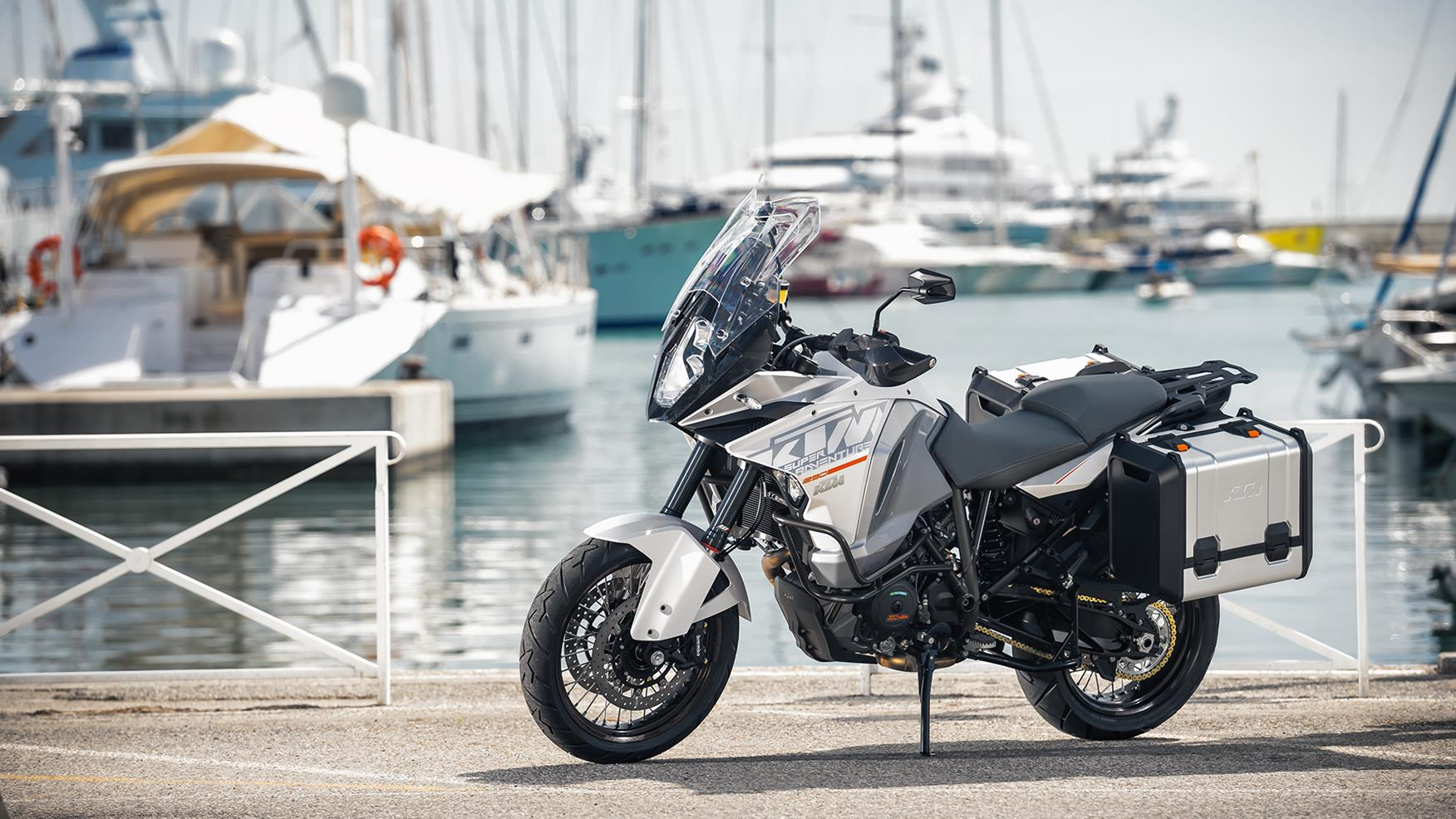 ktm 1290 super adventure s (2017-on) review | mcn