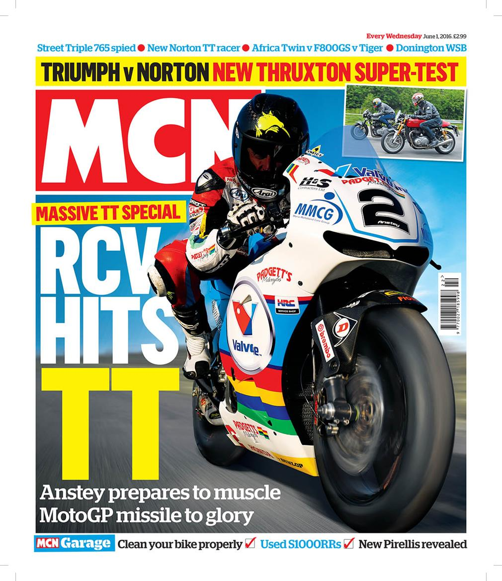 MCN Sport 2012 review out now! | MCN
