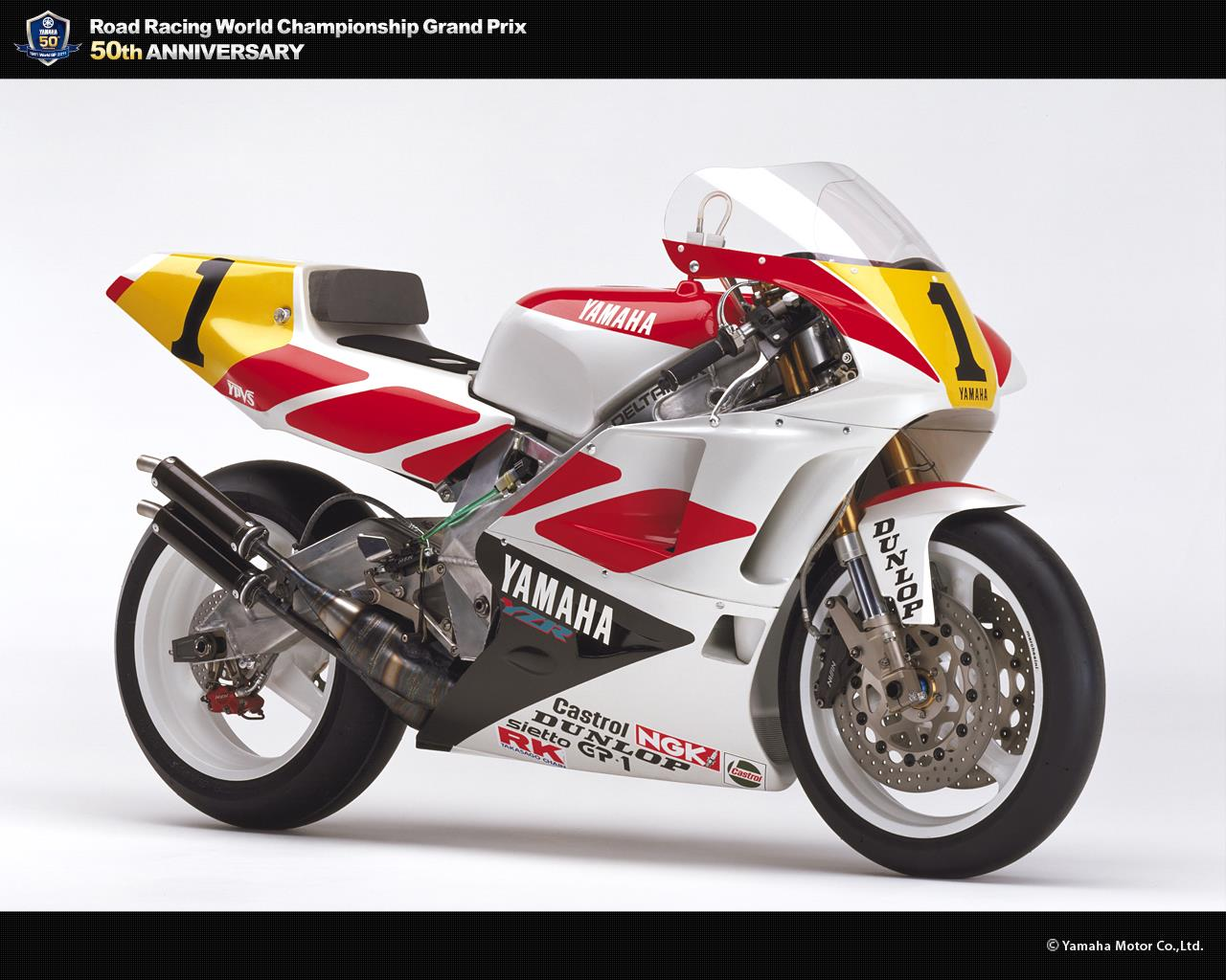 Yamaha 500cc 2 Stroke Motorcycle Race Htmlon Yamaha 250 Wiring Diagram