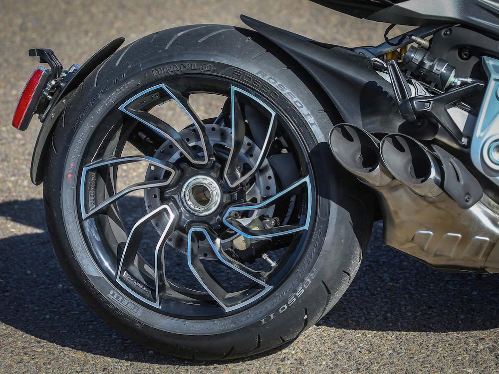 Ducati Recall Xdiavel S Mcn