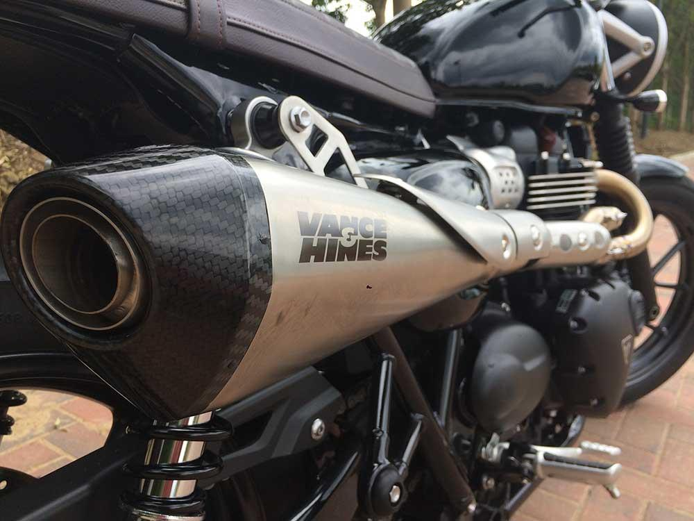 Mcn Fleet Scrambler Inspiration Kit Perks Up The Street Twin