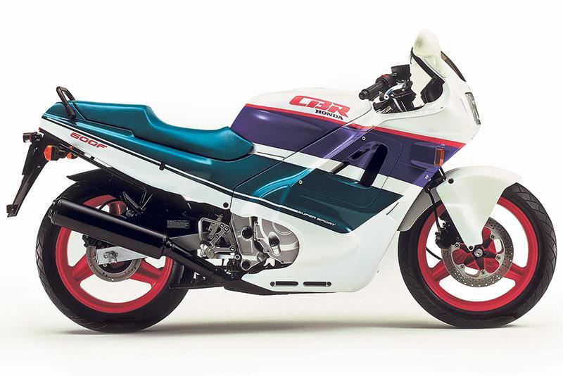 Honda CBR600 Model History