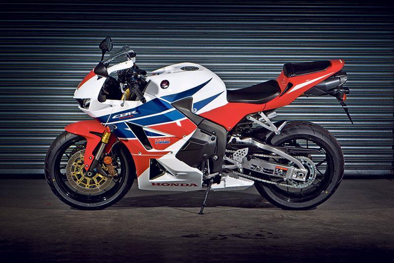 Honda CBR600 model history | MCN