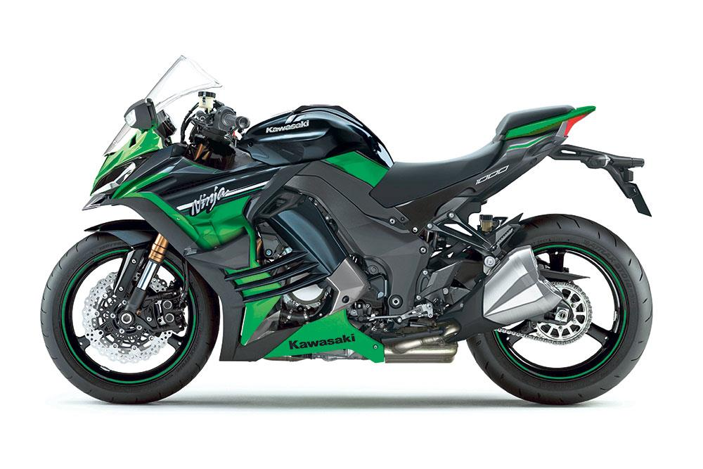 World Exclusive Secret New Ninja 1000 Mcn