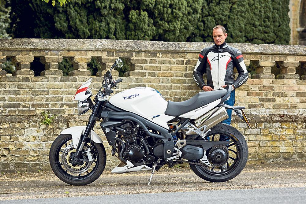 Revisited 2005 2009 Triumph Speed Triple 1050