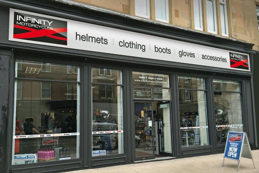 Infinity Motorcycles Glasgow Glasgow