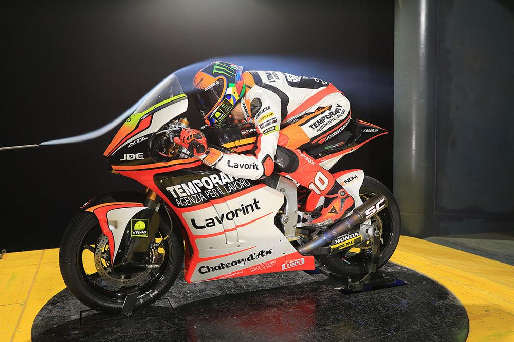 Moto2: Forward Racing complete wind tunnel testing | MCN