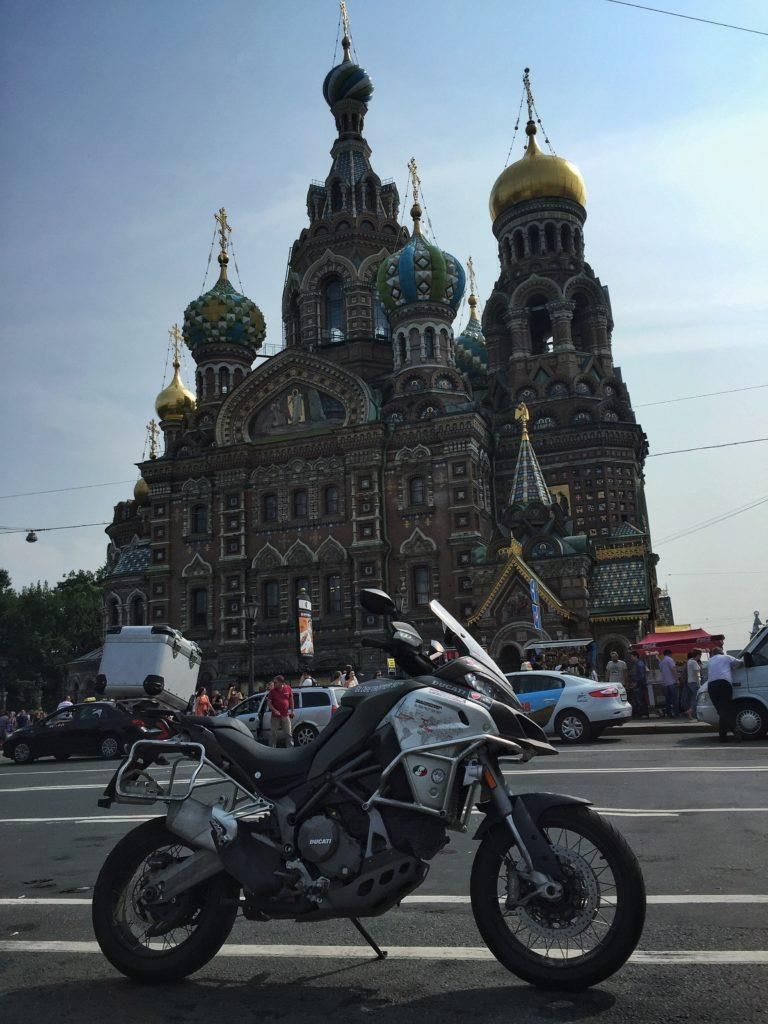Ducati Globetrotter 90 Hands Over To Second Rider
