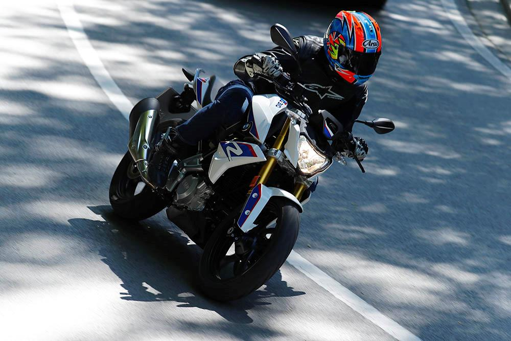 first ride: bmw g 310 r | mcn