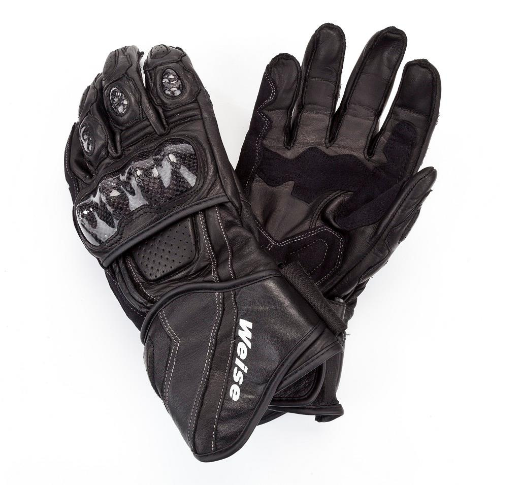 Motorcycle gloves review 2016 - Weise Romulus Gloves Review 74 99