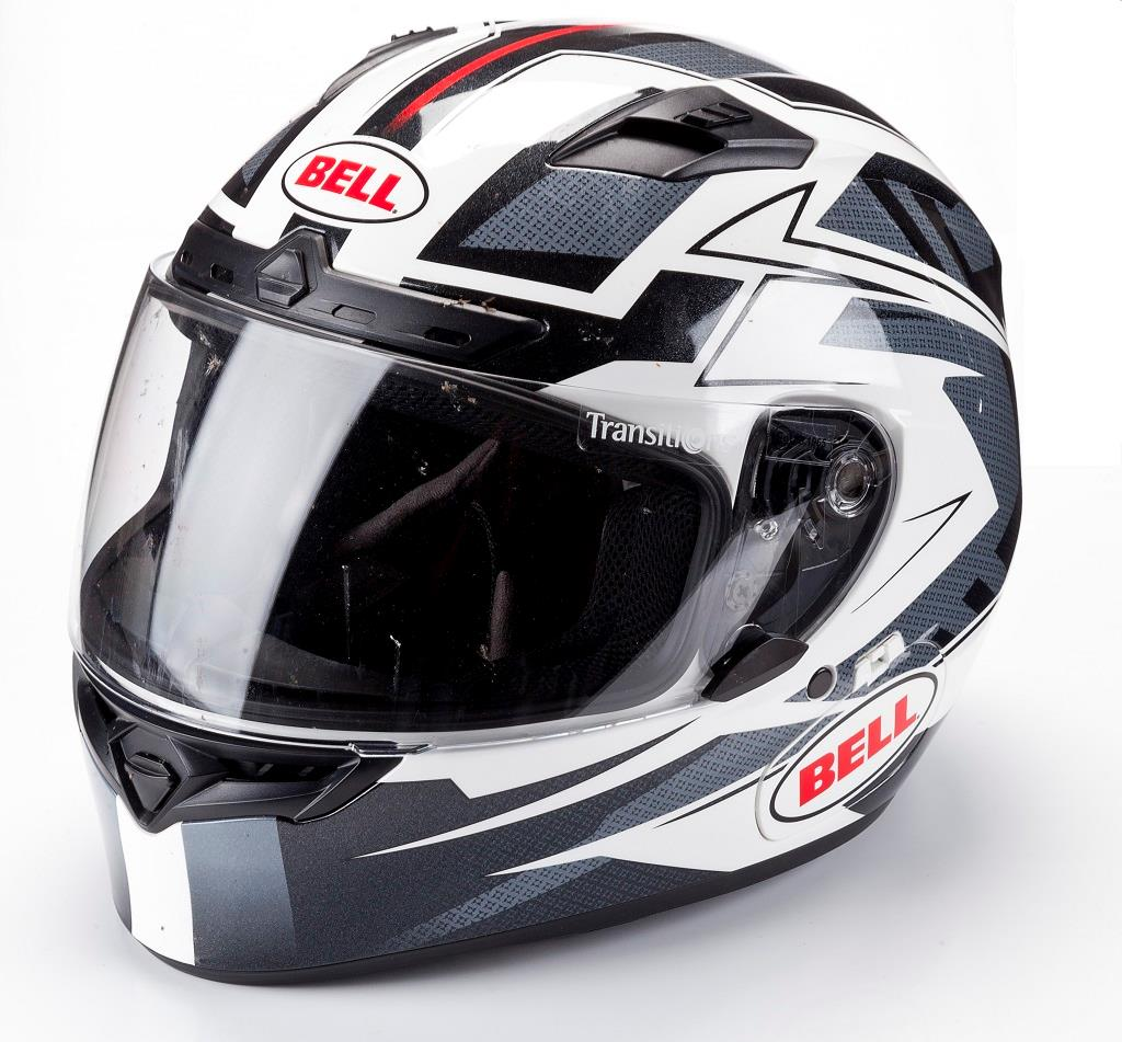 bell qualifier dlx helmet review mcn. Black Bedroom Furniture Sets. Home Design Ideas