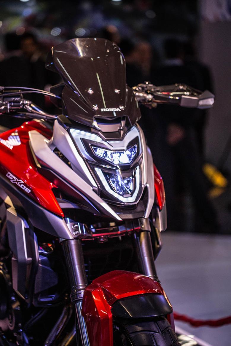 Plans revealed: Honda CB500X gets tough | MCN