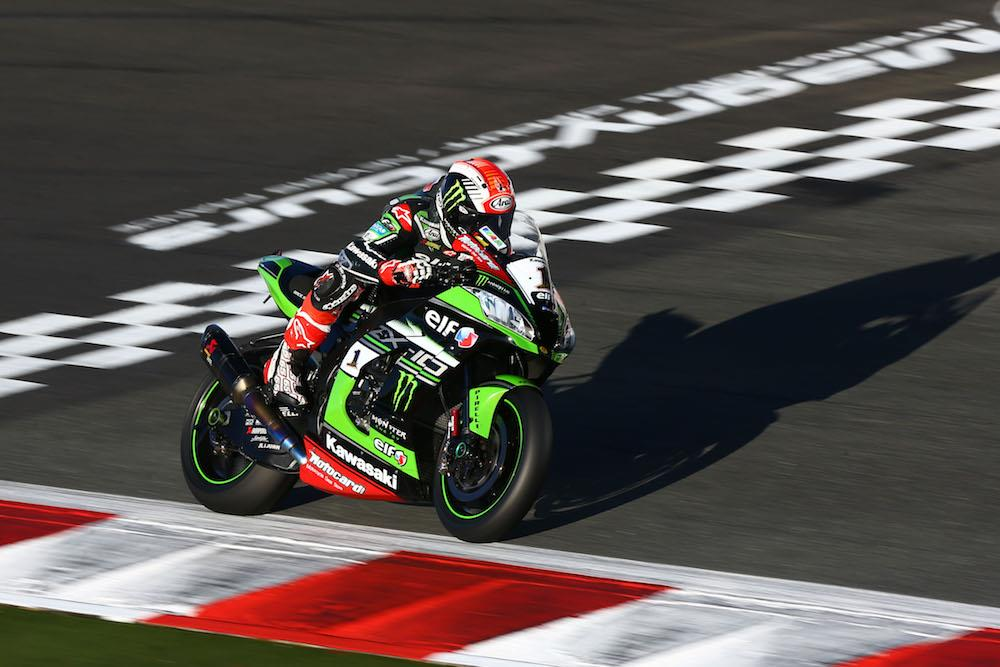 WSB: Rea: 'Championships can be won by a point!'   MCN