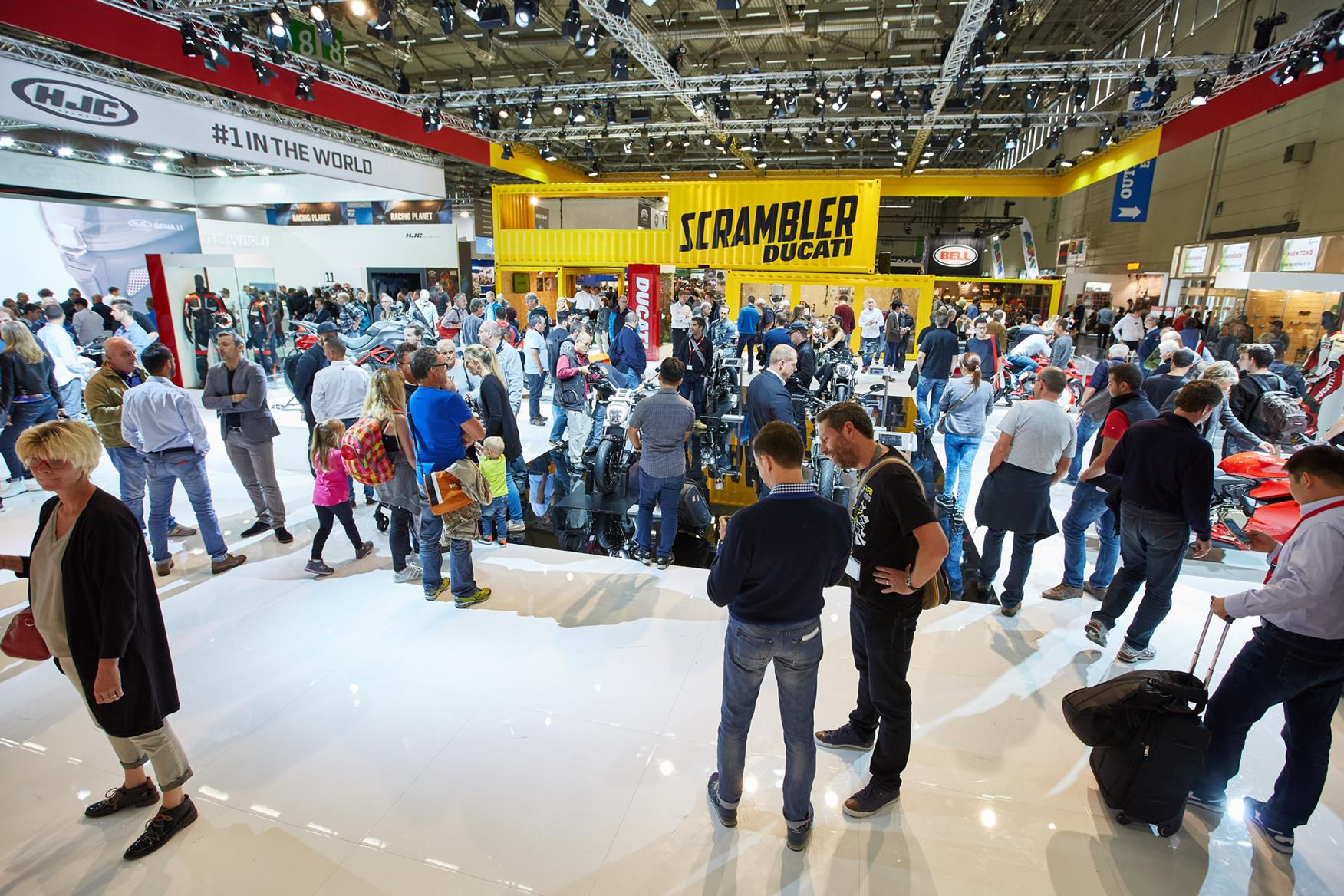 Intermot 2016 part 2 everything else from the for New kid movies coming out this weekend