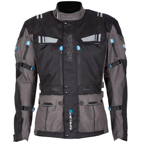 386f7bfff47 Spada Lati2ude, £149.99. This offering from Spada features CE-approved armour  at the shoulders and ...