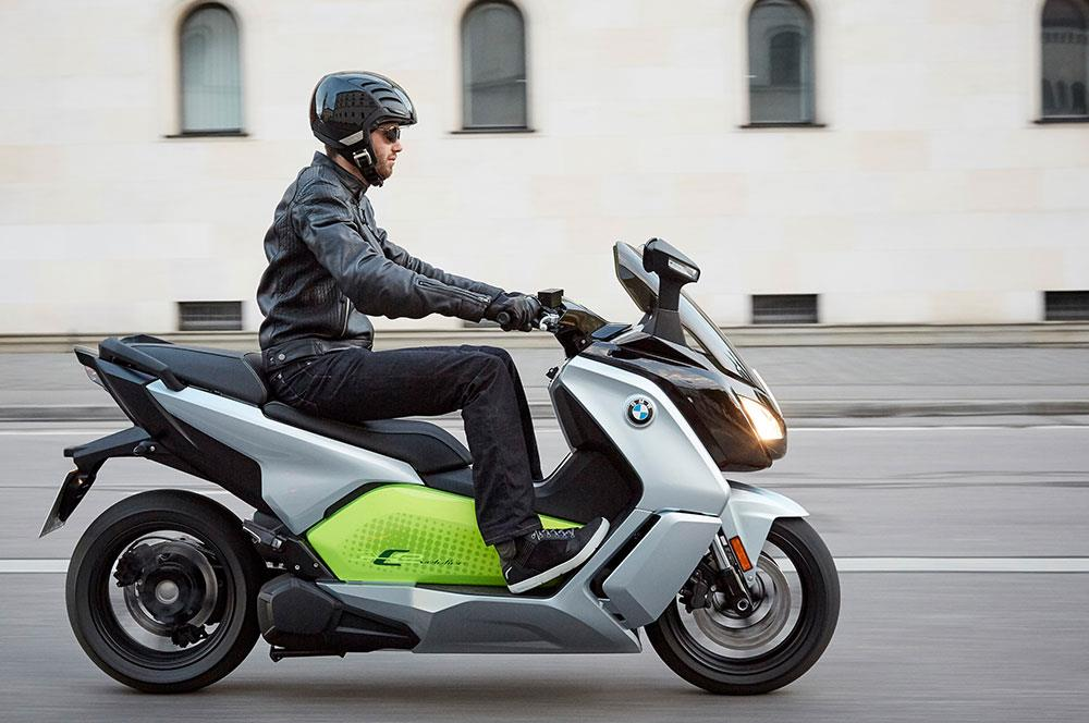 Electric motorcycles get a boost with Government grant | MCN
