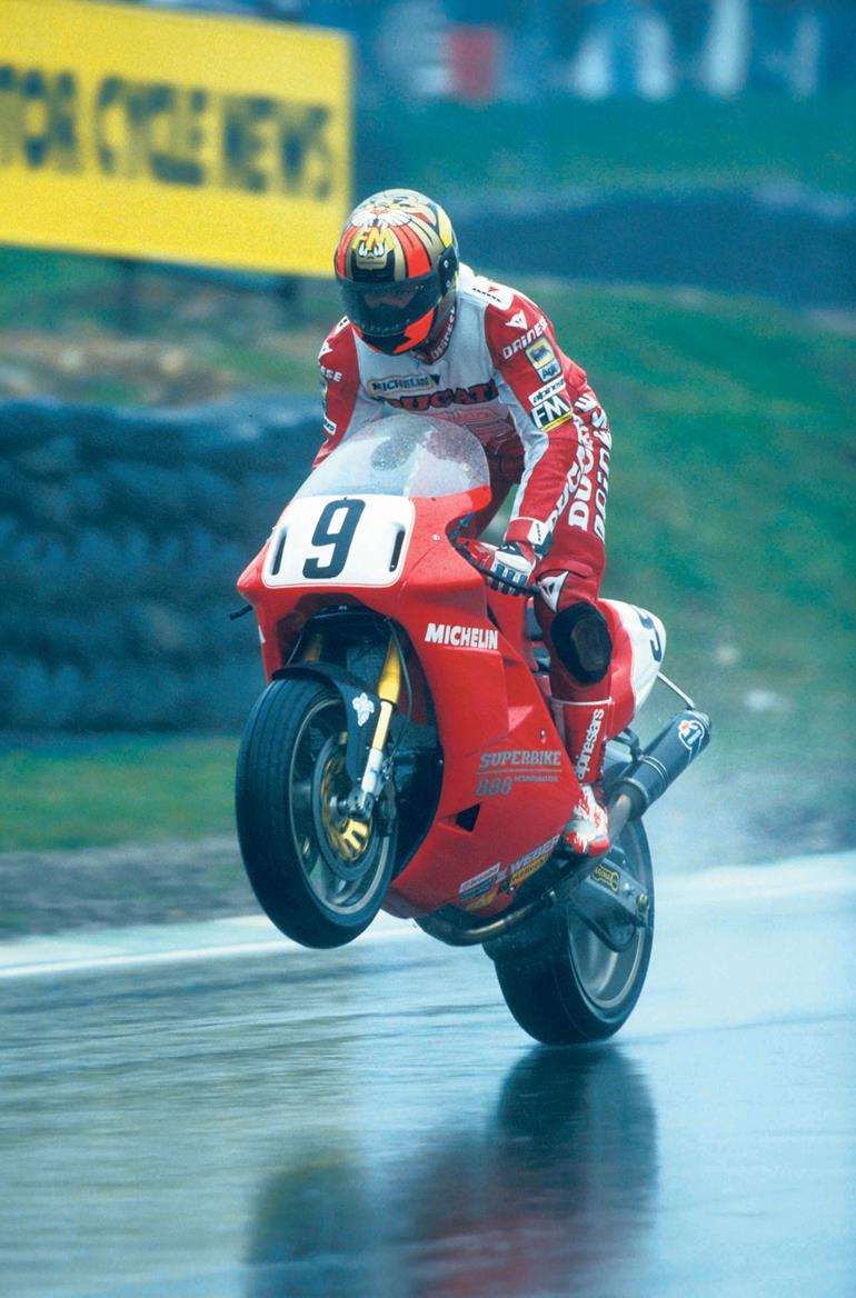 Win A Ducati