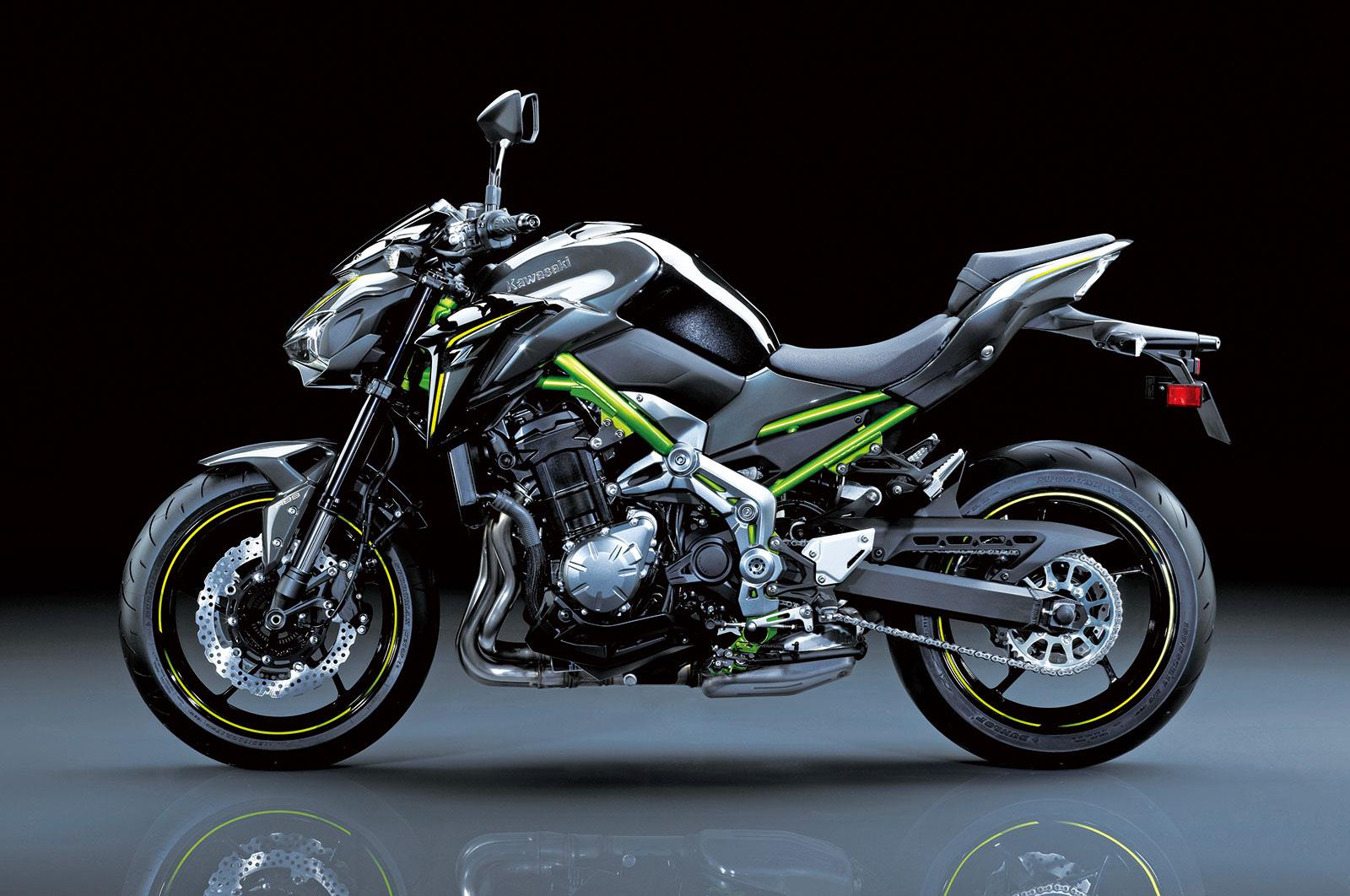 The Z900 Is Back