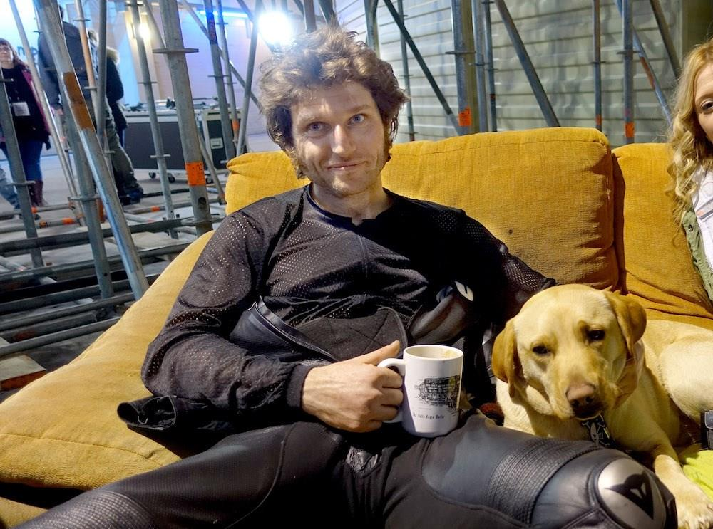 Guy Martin accepts dare to pilot speedway sidecar | MCN