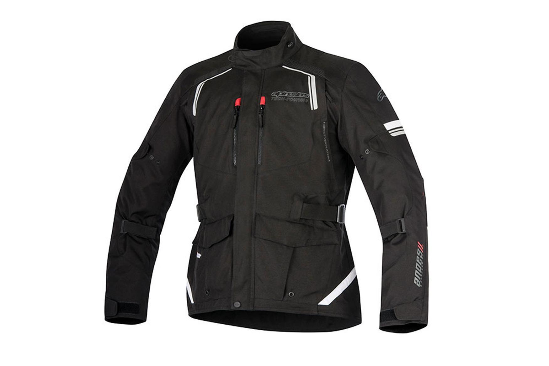 Alpinestars Andes Drystar V2 Textile Jacket