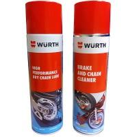 Wurth Twin Pack