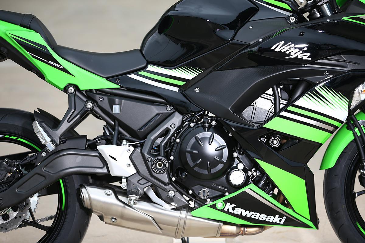 Kawasaki Ninja 650 2017 On Review Specs Prices Mcn