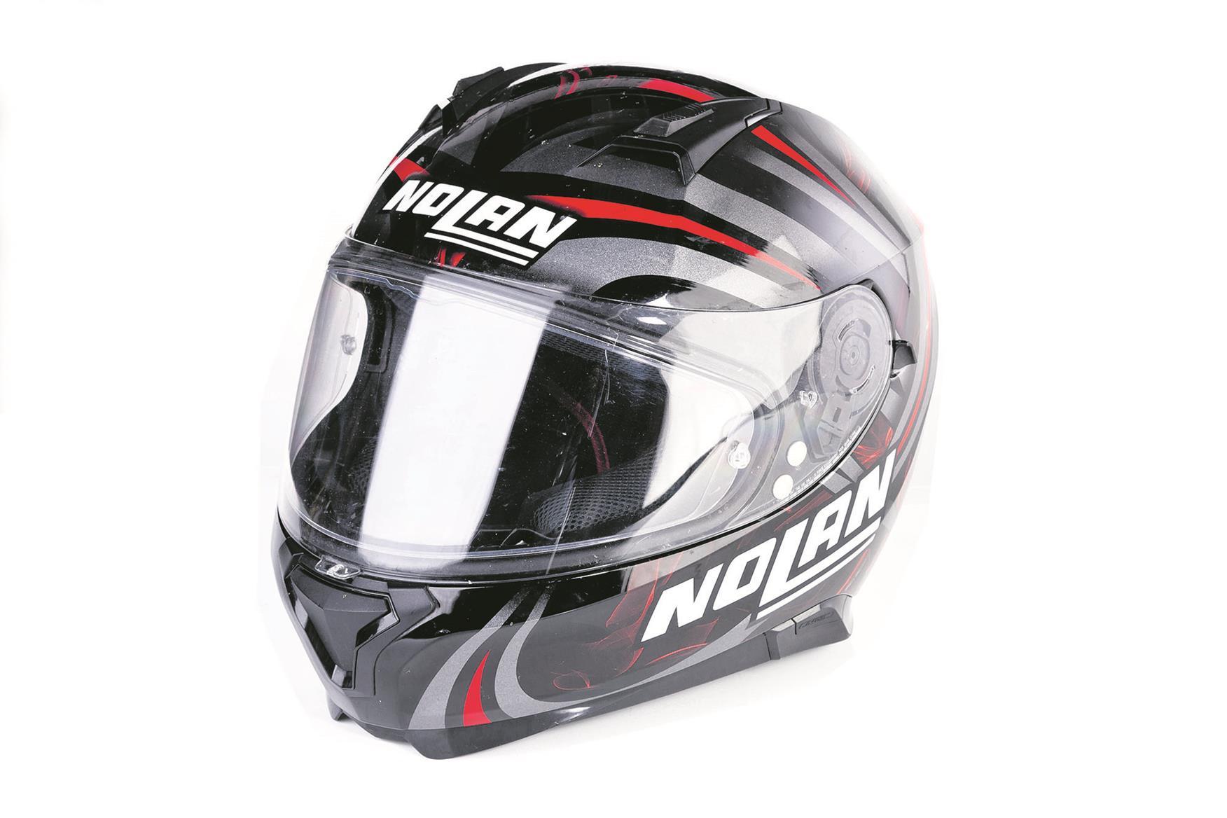 product review nolan n87 helmet mcn. Black Bedroom Furniture Sets. Home Design Ideas