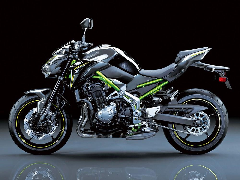 Kawasaki Z Top Speed Mph