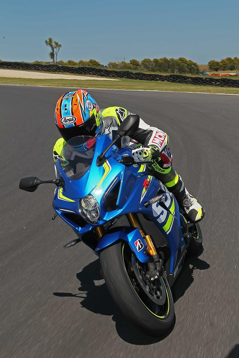5 reasons Suzuki's new GSX-R1000R could be 2017 superbike top dog | MCN