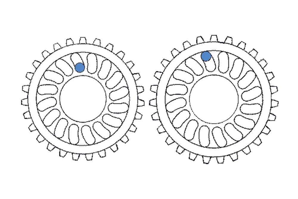 Suzuki VVT ball-bearings