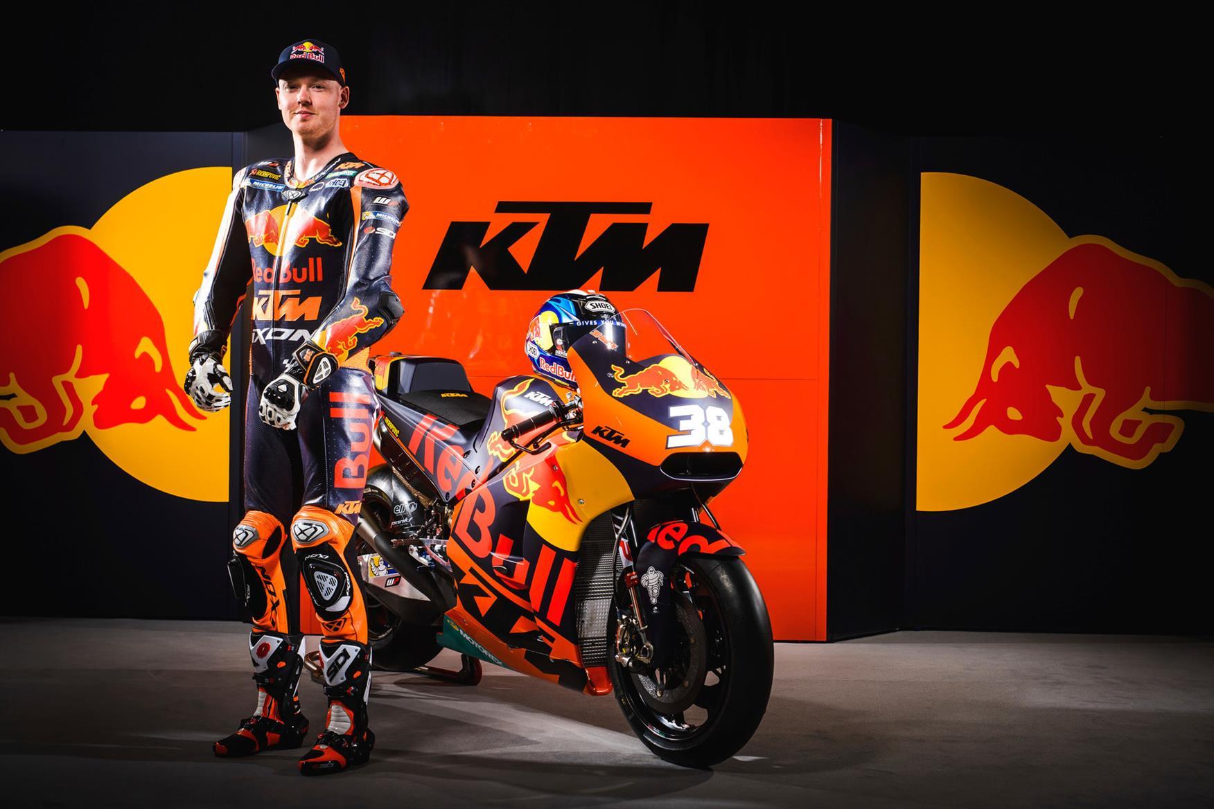 Gallery: Red Bull KTM's 2017 MotoGP RC16 | MCN