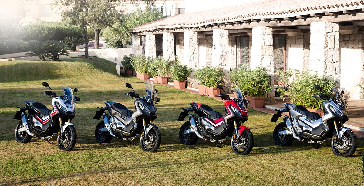 Honda X-ADV first ride | MCN