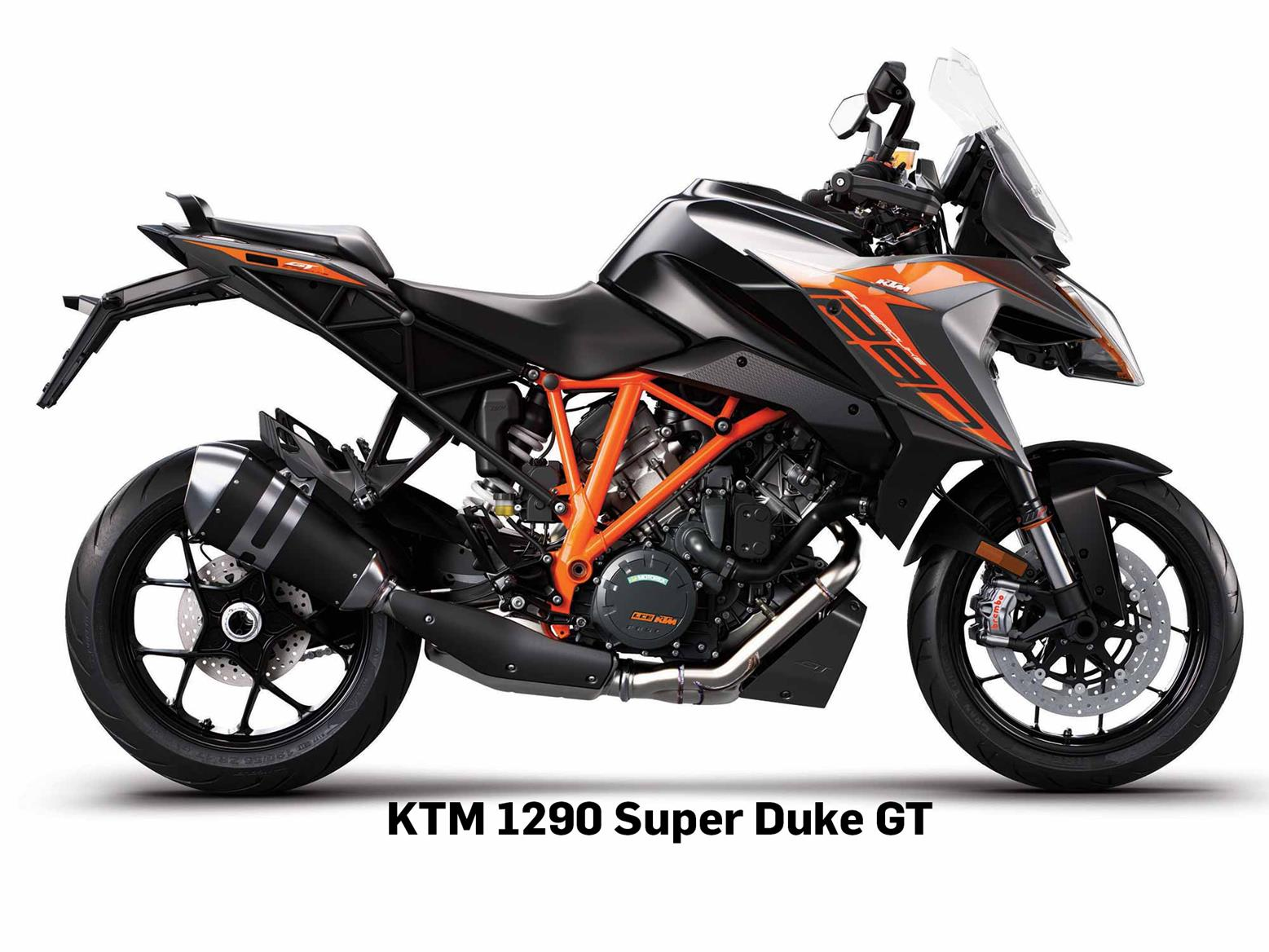 Read MCN's expert KTM 1290 Super Duke GT long term test review here