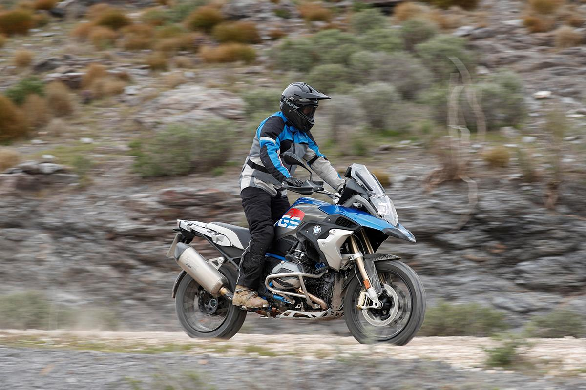 bmw r1200gs rallye 2017 on review mcn. Black Bedroom Furniture Sets. Home Design Ideas