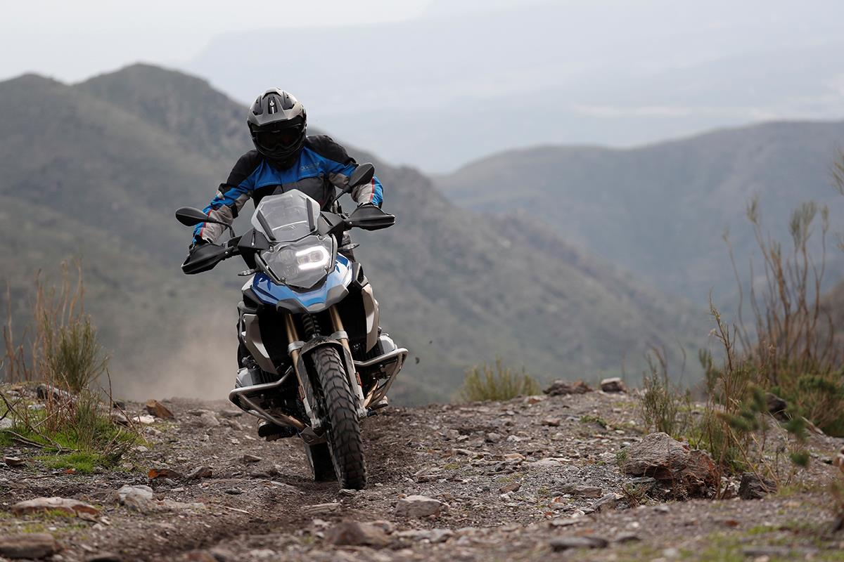 Bmw R1200gs 2017 On Review Mcn