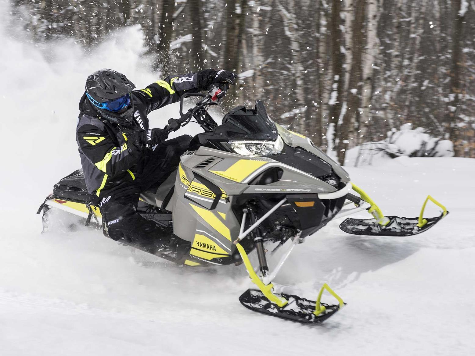 Yamaha releases range of celebratory snowmobiles mcn for 2017 yamaha snowmobiles