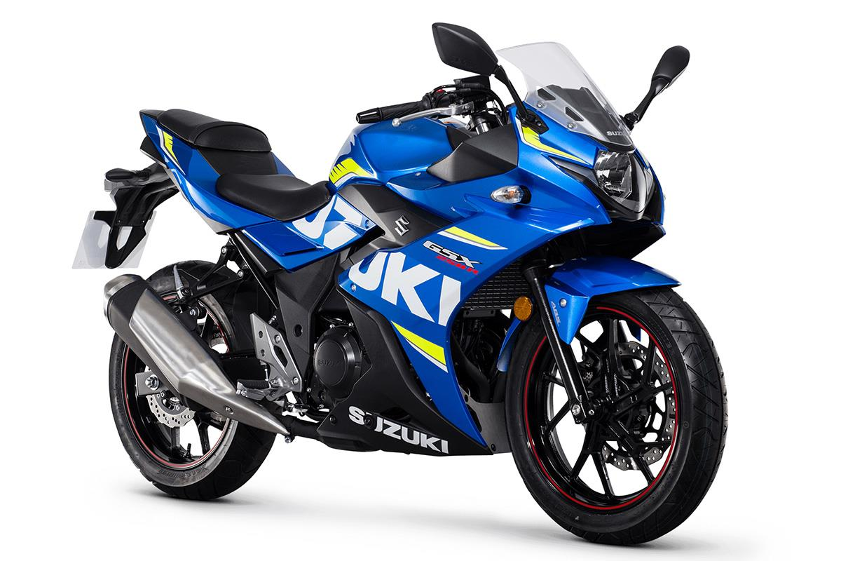 suzuki gsx250r price announced mcn. Black Bedroom Furniture Sets. Home Design Ideas