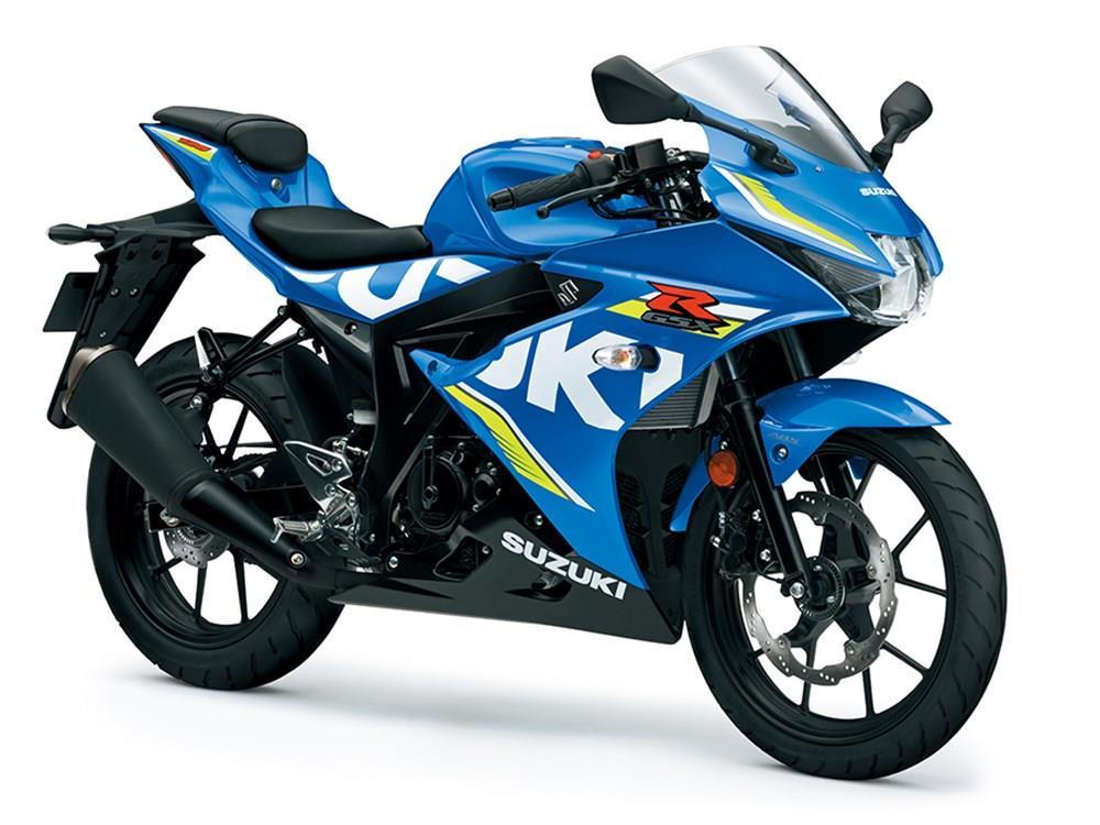 New Suzuki  Cc Bike