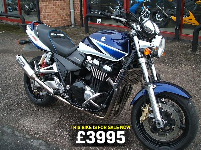 bike of the day suzuki gsx1400 mcn. Black Bedroom Furniture Sets. Home Design Ideas