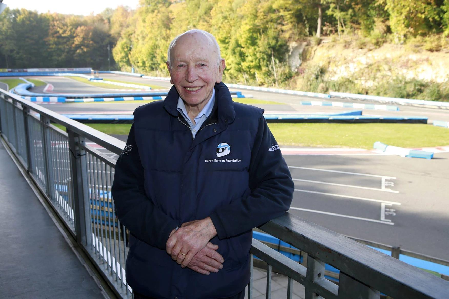 doctor john hinds has died mcn grand prix and f1 winner john surtees dies aged 83