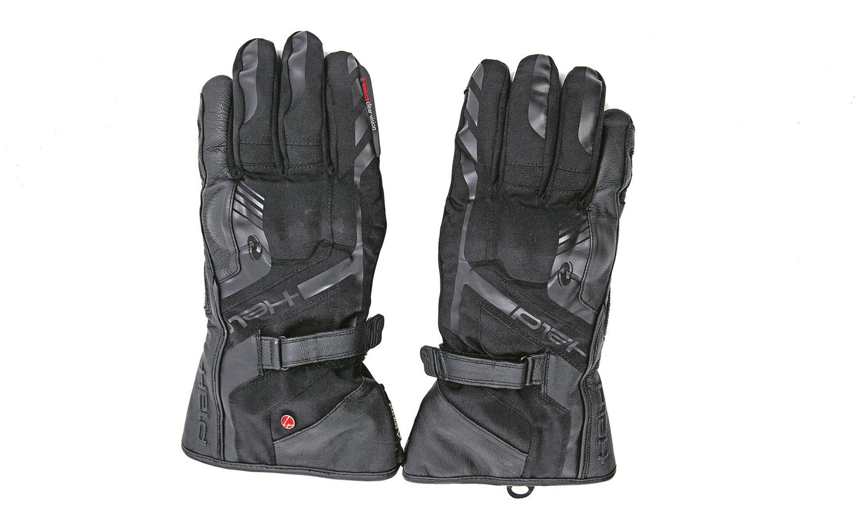 Motorcycle gloves thin - Product Review Held Arctic Evo