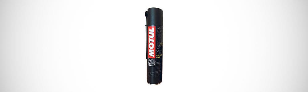 Motul C4 Factory Line chain lube