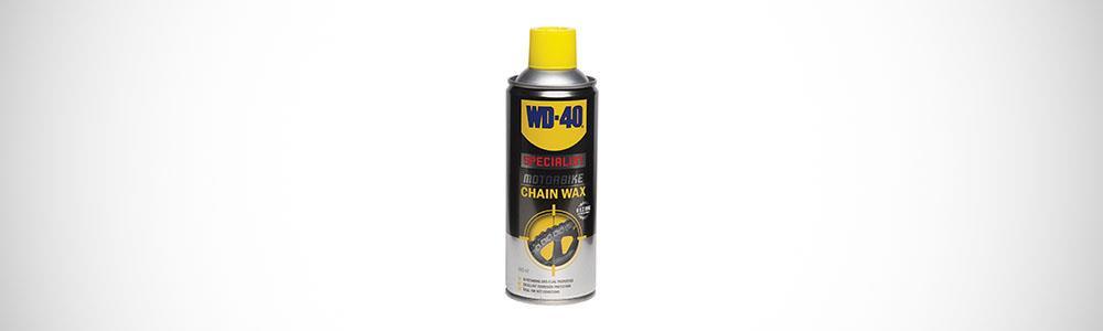 WD-40 Specialist Motorbike Chain Wax