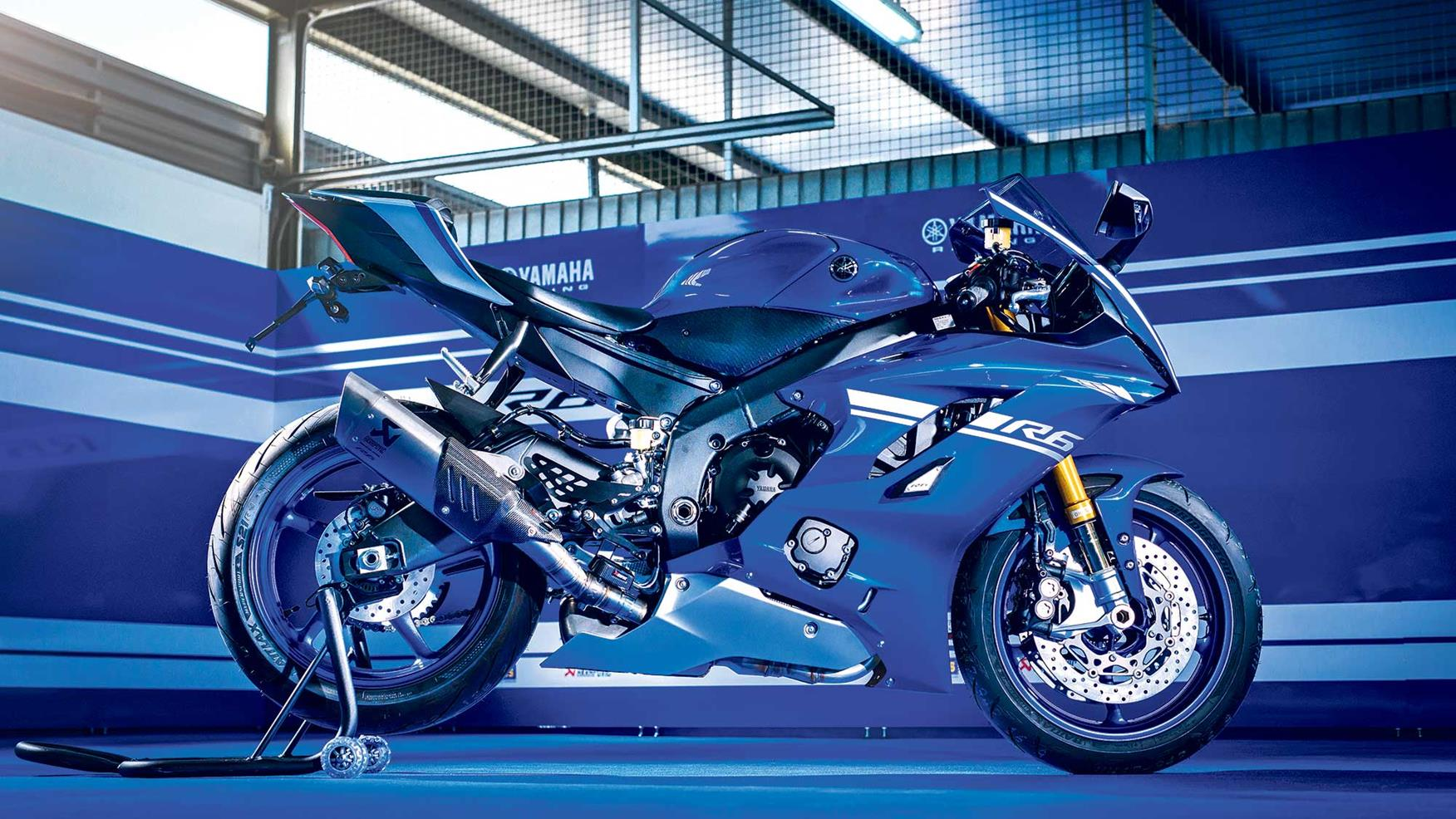 Video: Yamaha R6 first ride   MCN