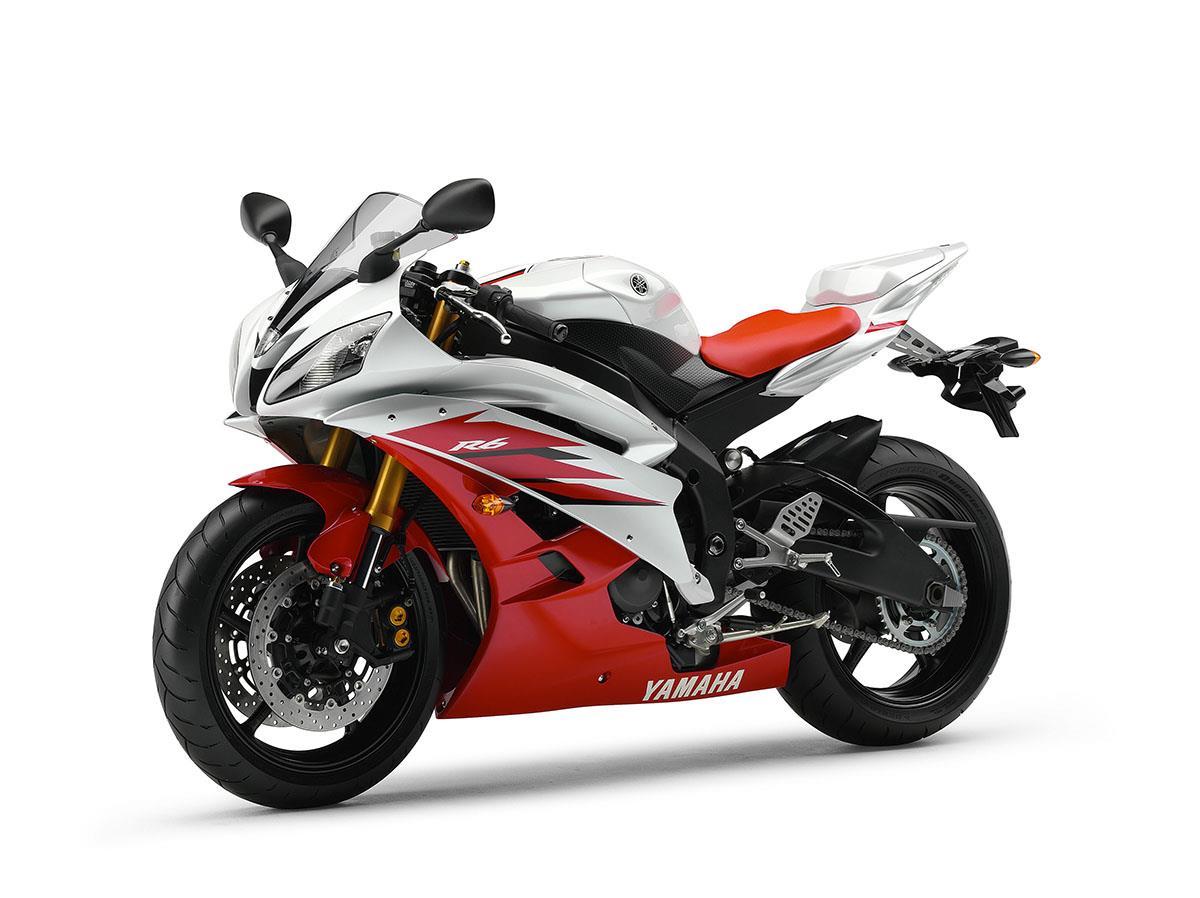 R on Yamaha R6 Power