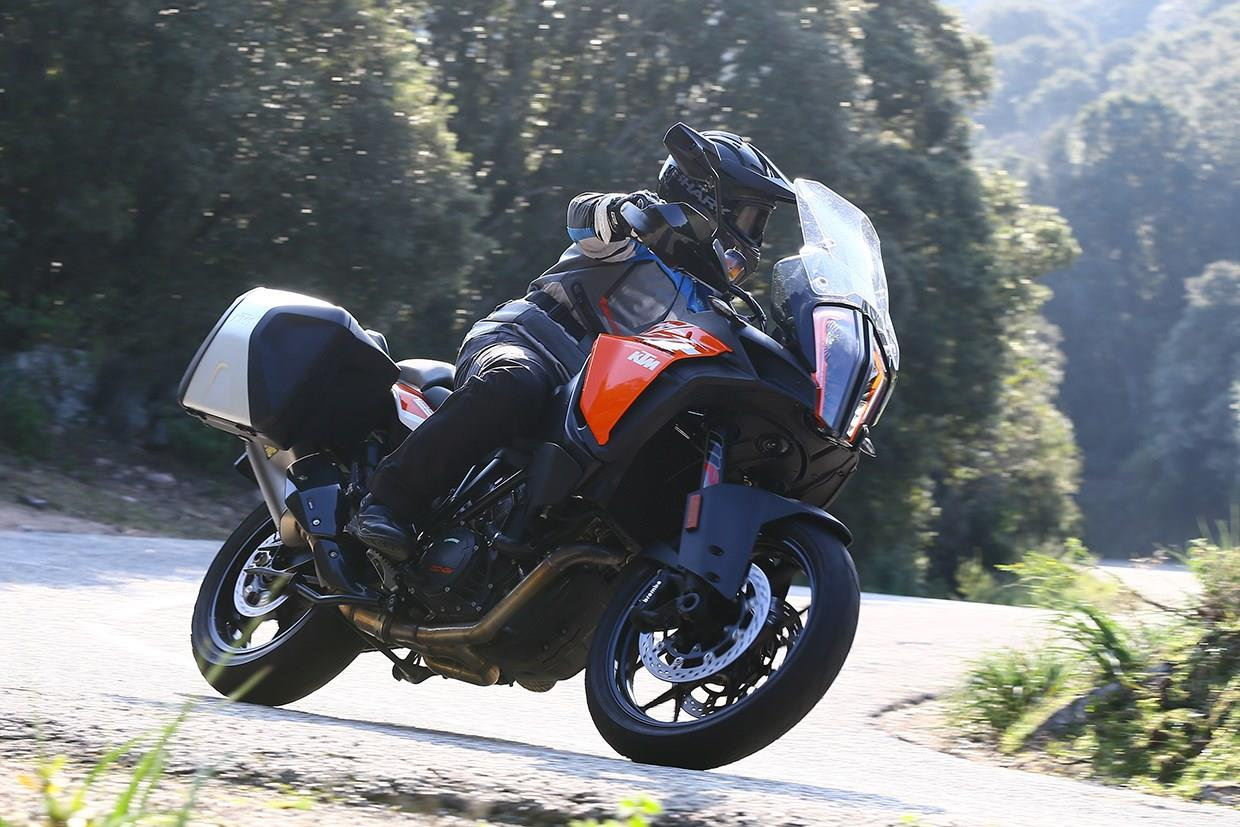 Ktm 1290 Super Adventure S The Numbers